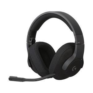 ゲーミングヘッドセット PS4 ロジクール G433BK 高音質 有線 サラウンド 7.1ch PC Nintendo Switch Xbox On|skygarden