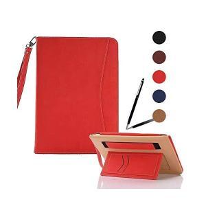 E&FASHION Apple iPad Mini 4ケース 高級PUレザーケース カバー 手帳型 超軽量 全面保護型 アイパッドミニ 7. skygarden