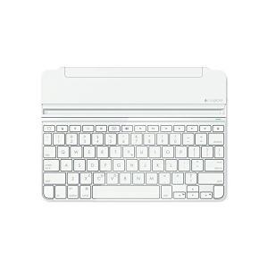 LOGICOOL ウルトラスリム マグネットクリップ キーボードカバー for iPad Air 2 シルバー iK1061SV|skygarden