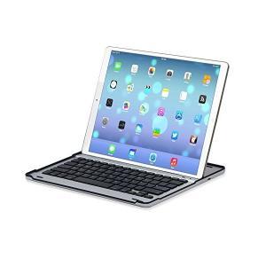 【Sharon シャロン】 iPad Pro 超薄型 Bluetooth キーボード カバー アルミ...