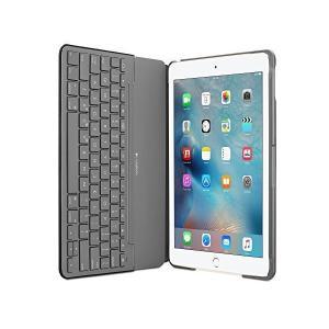 Logicool Canvas Keyboard Case for iPad Air 2 キャンバス キーボード ケース (ブラック)|skygarden