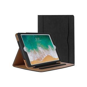 新しい iPad 9.7 2018/2017 ケース(iPad 第6世代 iPad 第5世代) カバーiPad Air/Air 2 ケース 高級PU skygarden