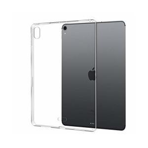 iPad Pro 11 ケース TopACE クリア スリム TPU カバー 落下防止 衝撃 吸収 ...