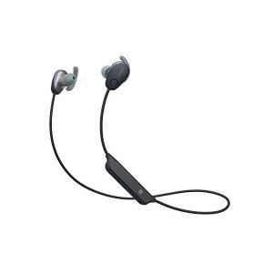【工場再生品】SONY ソニー WI-SP600N B ブラック Bluetoothイヤホン ワイヤレスノイズキャンセリングステレオヘッドセット [|skygarden