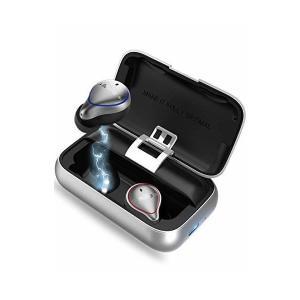 Bluetooth5.0左右分離型 完全ワイヤレスイヤホン mifo O5 ワイヤレスイヤホン 無線タイプ 自動ペアリング 自動ON/OFF 片耳/|skygarden