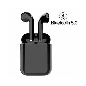 【Bluetooth 5.0】 ワイヤレス イヤホン 進化版 Heque Bluetooth イヤホン ブルートゥース イヤフォン 両耳 片耳 左右|skygarden