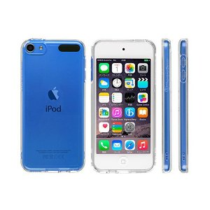 Highend berry iPod touch 5th 6th 5世代 6世代 落下防止 用 ストラップ付き 保護キャップ 一体型 ソフト TPU|skygarden
