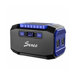 Seneo ポータブル電源 S265 167Wh(3.7V 45000mAh) AC(150W) D...