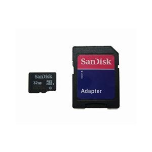 サンディスク SanDisk microSDHC 32GB クラス4 SDアタプタ付 並行輸入 バルクパッケージ SDSDQAB-032G-BULK|skygarden