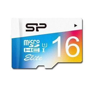 シリコンパワー microSD カード 16GB class10 UHS-1対応 最大読込85MB/s アダプタ付 永久保証 SP016GBSTHB skygarden