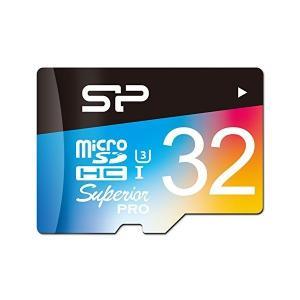 シリコンパワー microSD カード 32GB U3 4K動画 最大読込90MB/秒 最大書込80MB/秒 永久保証 SP032GBSTHDU3V skygarden