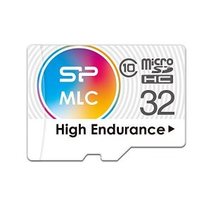 シリコンパワー 高耐久 ドライブレコーダー用 microSDHCカード 32GB Class10 MLC NANDフラッシュ採用 2年保証 SPA0 skygarden