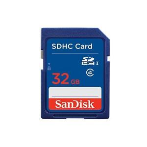 SanDisk SDHC 32GB Class4 SDSDB-032G-B35 サンディスク