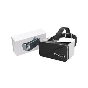 TYVeRa 3D VR ゴーグル 折り畳み式VR バーチャルゴーグルVRメガネ 視野角調節 近視対応 日本語説明書付き(iphone&an skygarden