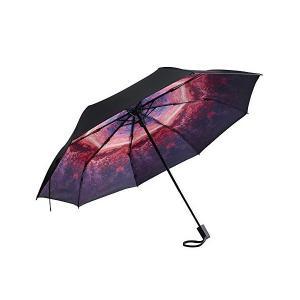 【在庫一掃セール】折りたたみ傘 晴雨兼用 日傘 雨傘 レディース 耐風傘 耐風骨 8本骨 UVカット UV遮蔽率99.9% 完全遮光 撥水 軽量 紫 skygarden