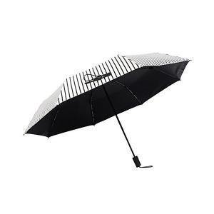 男性用 折り畳み傘 日傘 折りたたみ傘 3段 完全遮光 白 晴れ雨兼用 コンパクト 軽い 丈夫 軽量...