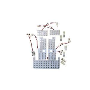 トヨタプリウス ZVW30 LEDルームランプ 12点172発|skygarden