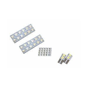 ホンダ フィット LEDルームランプ5点セット(GE6 GE7 GE8 GE9)ホワイト 【保証期間6ヶ月】|skygarden