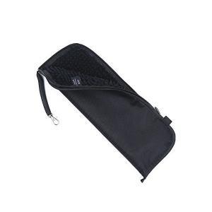 PARACHASE 傘カバー 2面超吸水 折りたたみ傘 カバー 傘 ケース ブラック 1個 PARA...