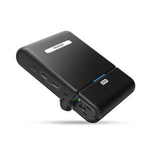 ポータブル電源 RAVPower 27000mAh / 100W 予備電源 パソコン バッテリー (AC出力 + USB 2ポート + Type-C skygarden
