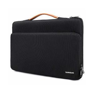tomtoc 360度 保護ケース 15インチNew MacBook Pro Touch Bar 搭...