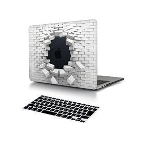 Batianda Macbook Pro 13 インチ 2016 / 2017 / 2018 ケース + キーボードカバー、超薄型ハードカバー Ma skygarden