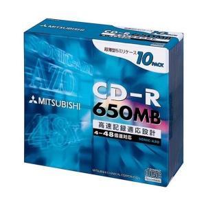 三菱化学 SR74KC10 650MB CD-R 10枚|skygarden
