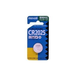 日立マクセル マクセル リチウムコイン電池 CR-2025-1BS|skygarden