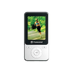 TRANSCEND MP3プレーヤー MP710 8GB ホワイト TS8GMP710W トランセン...