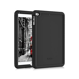 Fintie for iPad 9.7 2018 2017 / iPad Air/iPad Air 2 ケース バンパ ショックプルーフ 耐衝撃 防|skygarden