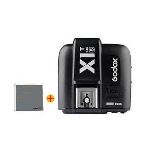 Fomito GODOX X1T-S 送信機(単品)TTLワイヤレス・トリガ 2.4Gワイヤレス伝送...