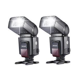 NEEWER カメラ/一眼レンズカメラ用 TT560 フラッシュ・スピードライト Canon Nik...