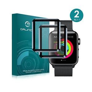 Apple Watch 42mm フィルム Dalinch Apple Watch ガラスフィルム3...