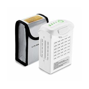 Powerextra DJI Phantom4 バッテリー ドローン用バッテリー 互換バッテリー p...