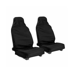 シートカバー 車用 2枚セット 前席適用 防水 防塵 汚れ防止 自動車 運転席 助手席 カー シートカバー 座席 シートカバー 汎用 車 伸縮性 シ|skygarden