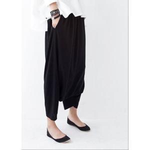 ヨガパンツ (サルエルパンツ )ダンスウェア ヨガウェア サルエル ストレッチサルエルパンツ ベリーダンス 衣装 ホットヨガ フィットネス|skyhy
