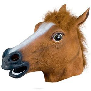 馬のマスク 江南スタイル コスチューム用小物 大人用サイズ|skyhy