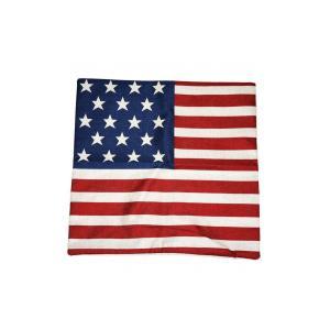 クッション カバー(アメリカ国旗) シンプル おしゃれ かわいい 新生活 洗えるカバー  インテリア 北欧 人気 プレゼント 贈り物 ギフト skyhy
