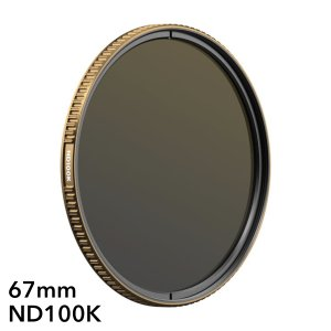 PolarPro - QuartzLine フィルター【67mm - ND100K】 一眼レフ 減光...