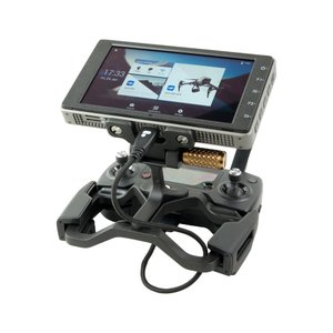 PolarPro CrystalSky Mavic/Spark 送信機取り付けマウント DJI マビック 2 ドローン|skylinkjapan
