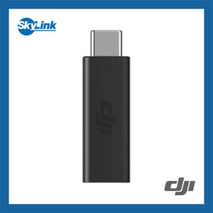 Osmo Pocket 3.5mm アダプター オズモポケット マイクアダプター