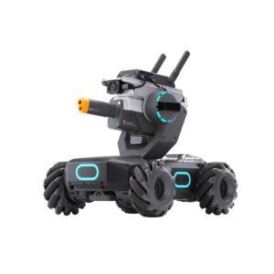 RoboMaster S1 DJI プログラミング ラジコンカー 電動 ロボット カメラ付き ロボマ...