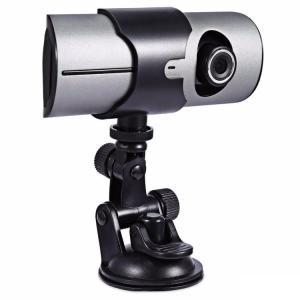 ハイビジョン 液晶GPS、 Wレンズカメラ、 Gセンサー 搭載 ドライブレコーダー 車内 車外 両方録画 SD対応  x3000|skynet