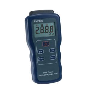 電磁波測定器 デジタルガウスメーター 低周波交流磁界測定器電磁波対策の 必需品 EMF828|skynet