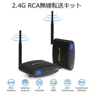 ビデオトランスミッター 複数のテレビで映像・音声を共有 ゲーム リモコン連動 赤外線 子機追加オプション有 VT24 skynet