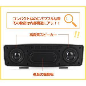 激安! Bluetoothスピーカー ステレオ...の詳細画像4