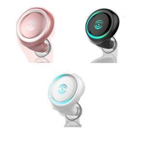 軽量 高音質 Bluetoothイヤホン 1ボタンで簡単操作 指先サイズのコンパクト設計 スマートデザイン ワイヤレスイヤホン HNA4|skynet