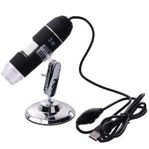 デジタルマイクロスコープ 最大1000倍拡大 基盤などの検査 お肌や頭皮チェック 自由研究 HD拡大 8LED内蔵 生物実験室 教学計器 USBデジタル内視鏡 DSCP1000X