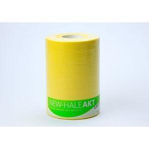【NewHale/ニューハレ】 AKTカラー10cm幅 イエロー|skytrail