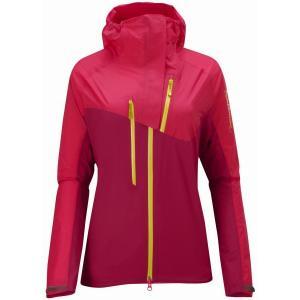 【サロモン/SALOMON】 MINIM SHELL W Jackets(Cerise/LIGHT RUBIS RED) / ミニム シェルジャケット ウィメンズ(セリース/ライトルビーレッド)|skytrail